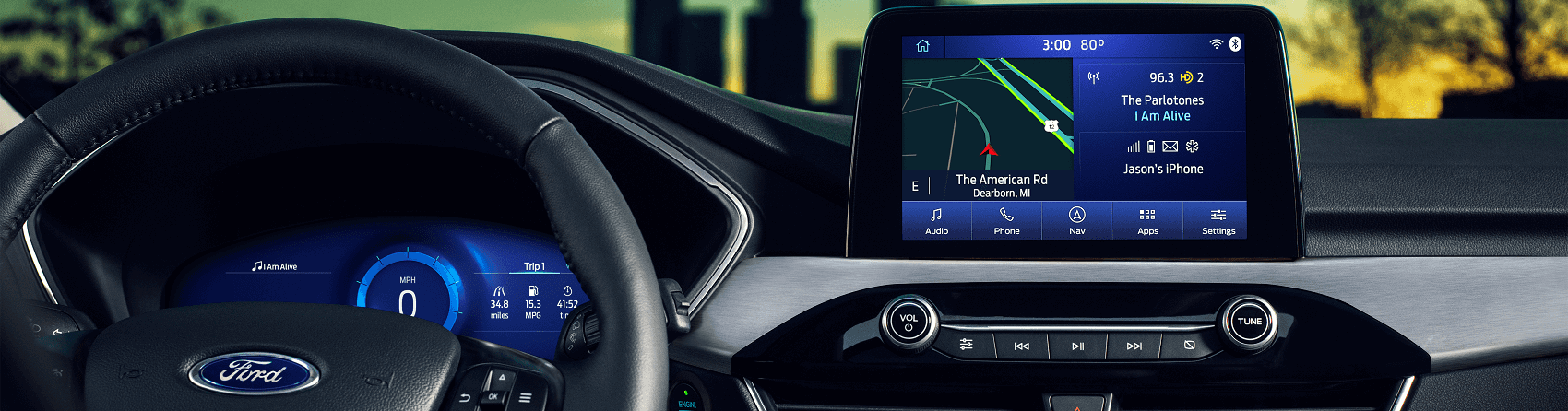 Ford Escape Technology Features