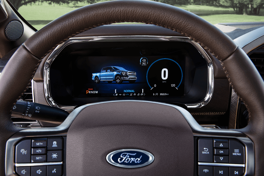 Ford F-150 Drive Modes