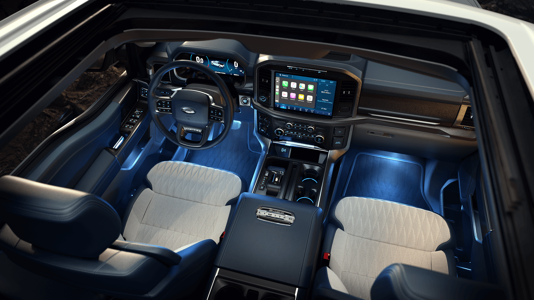 Ford F-150 Technology Features