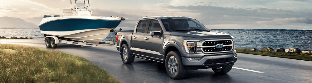 Ford F-150 Towing