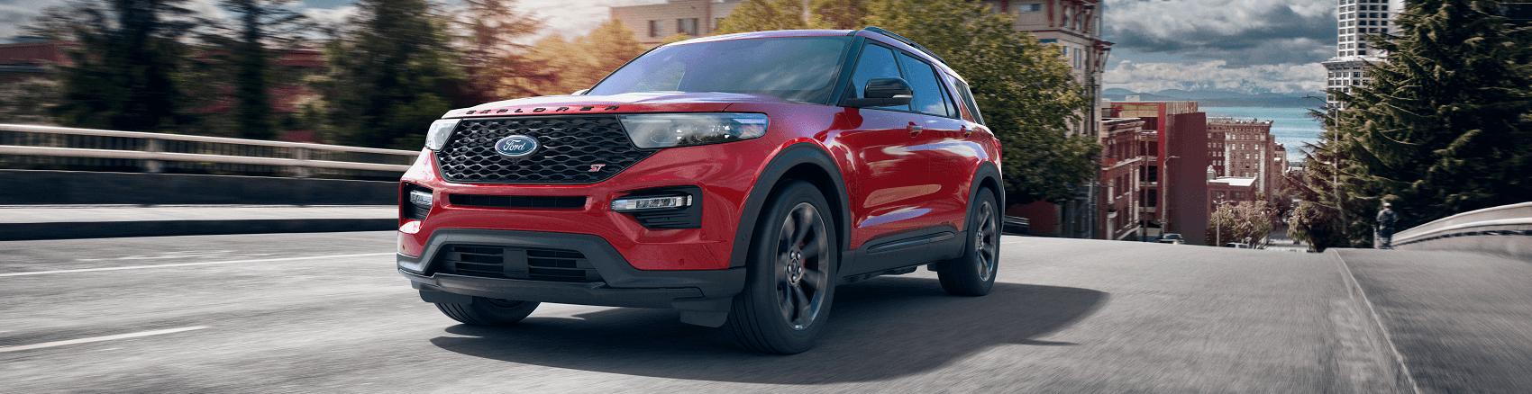 Ford Explorer Trim Levels