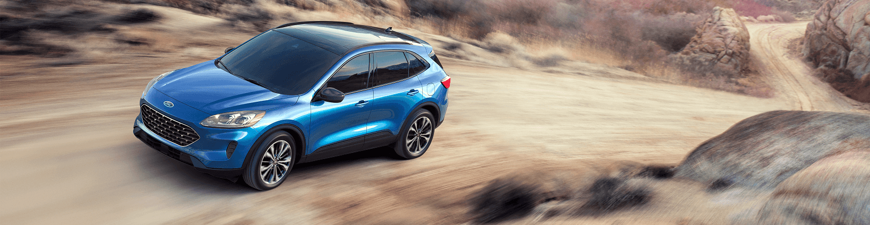 Ford Escape Off-Road Capability