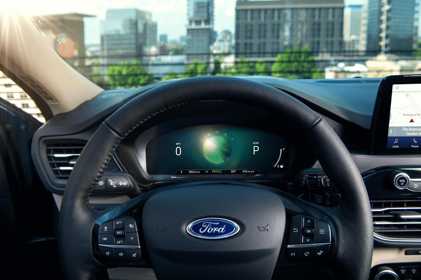 Ford Escape Eco Mode