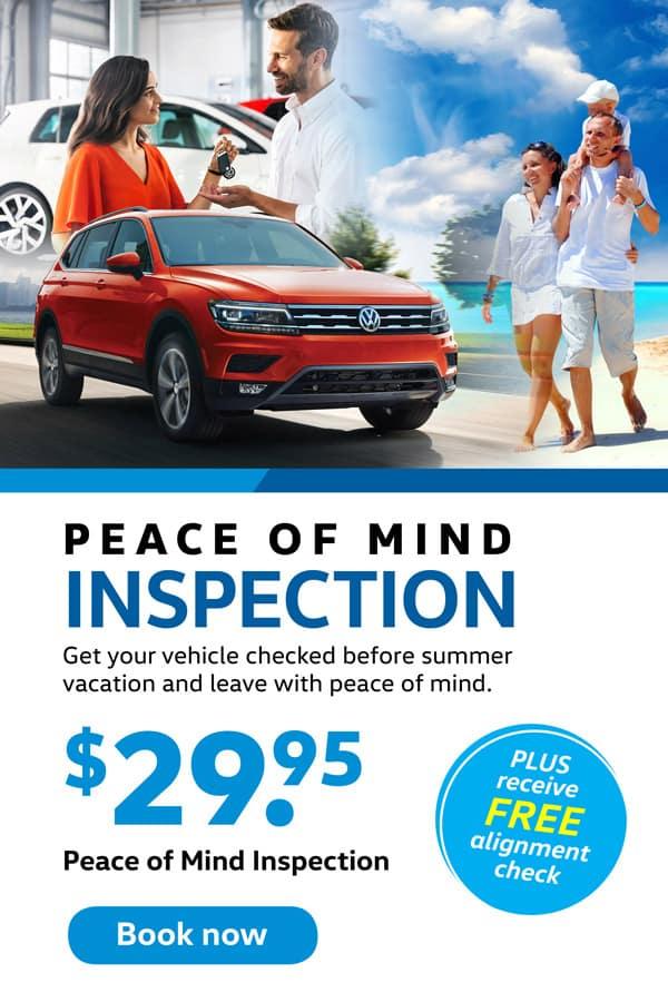 Service Offers | Sherwood Park Volkswagen