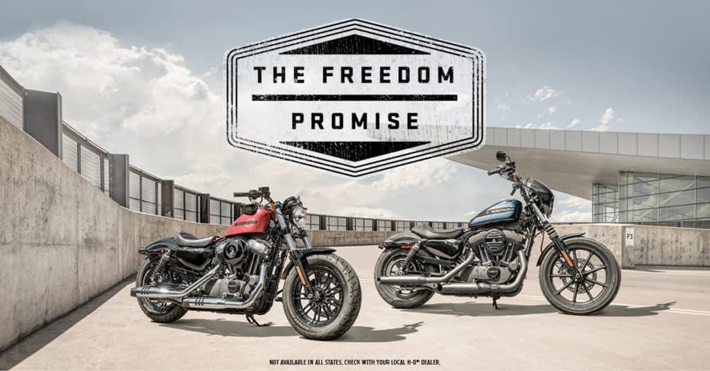 Harley-Davidson Freedom Promise | Rockstar Harley-Davidson