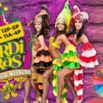 Mardi Gras Open House