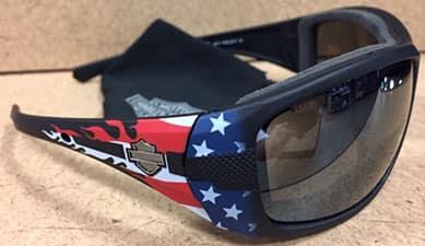 Harley Stars Stripes American Eyewear HDTAN30