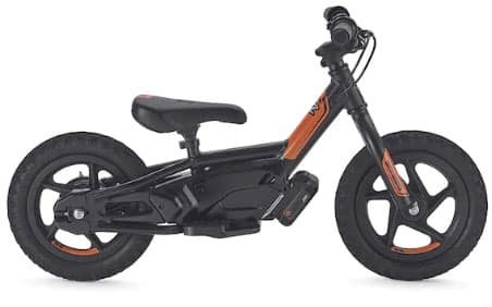 Harley IRON E 12 Children's Electric Bike 3-5 years old