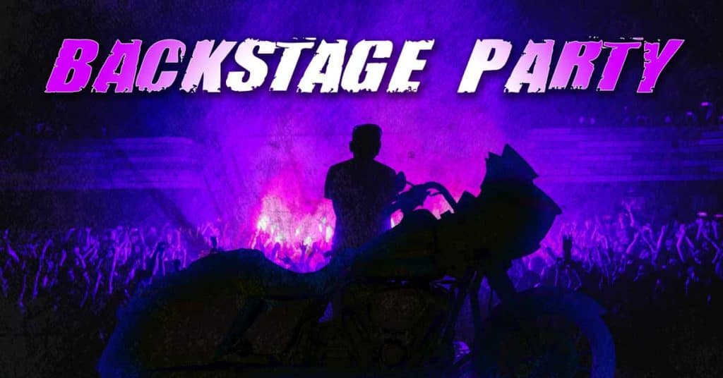 End of Month Backstage Party