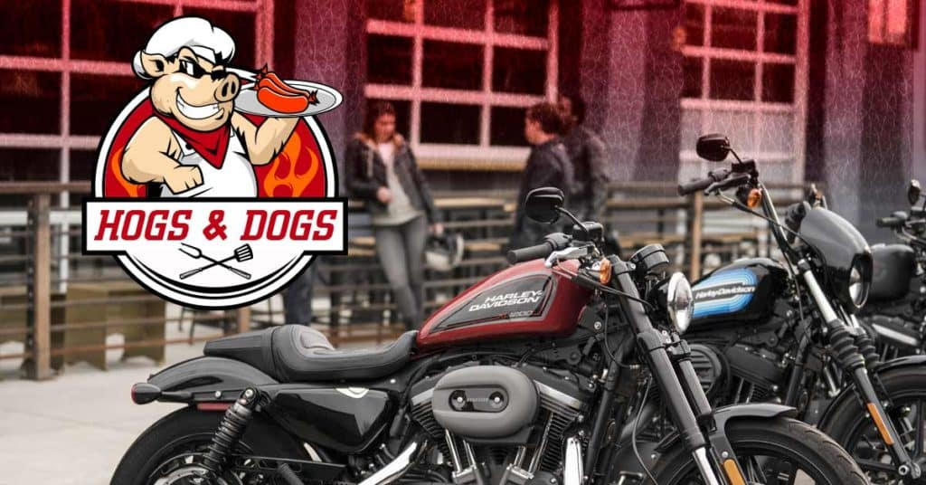Nov. 2nd Hogs & Dogs • CREATE YOUR OWN CHILI DOGS OR ANYTHING DOGS • Free Beer • Hot Dogs & Bratwurst Available