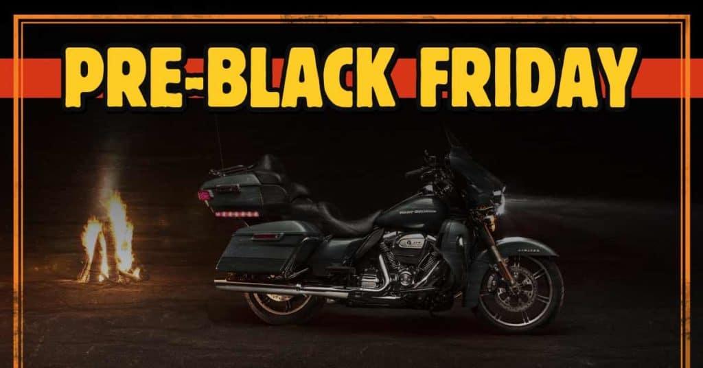 Nov. 22 & 23 Pre-Black Friday Event