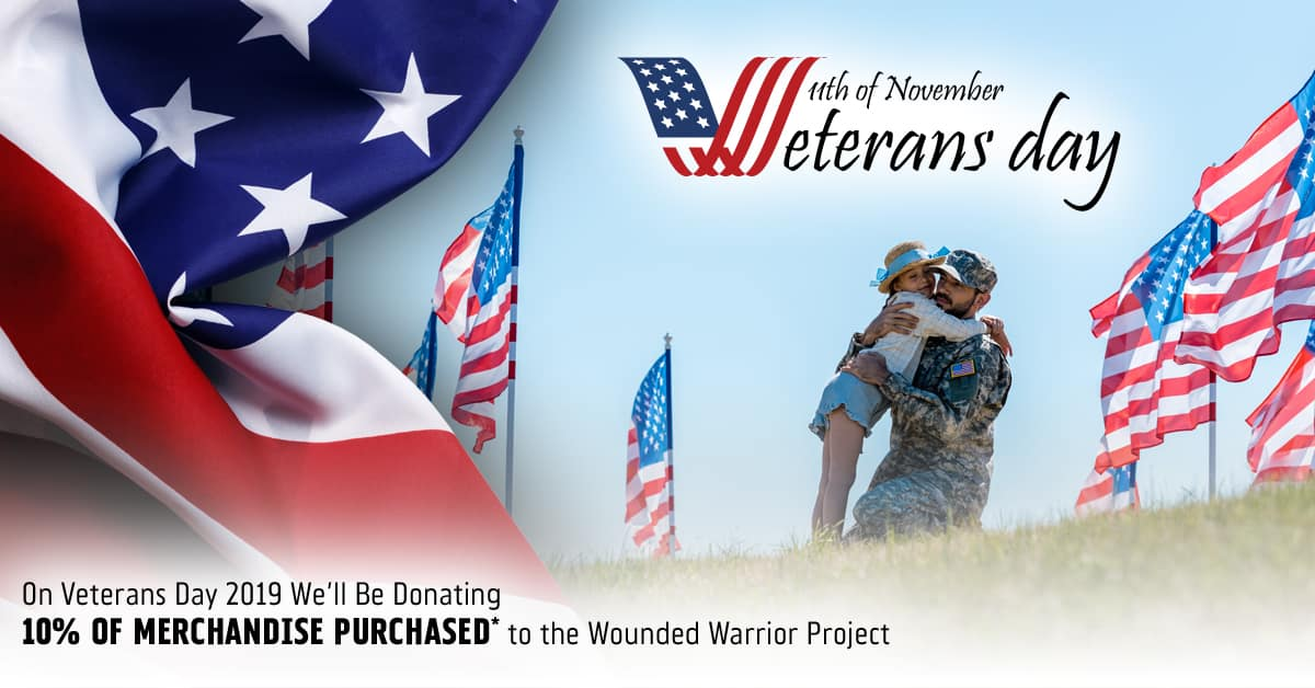 Rockstar Harley Veterans Day 2019 Wounded Warrior Project Fundraiser