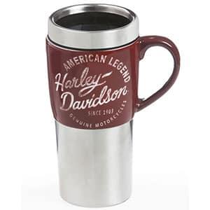 Harley Travel Coffee Mug 3MCS4908