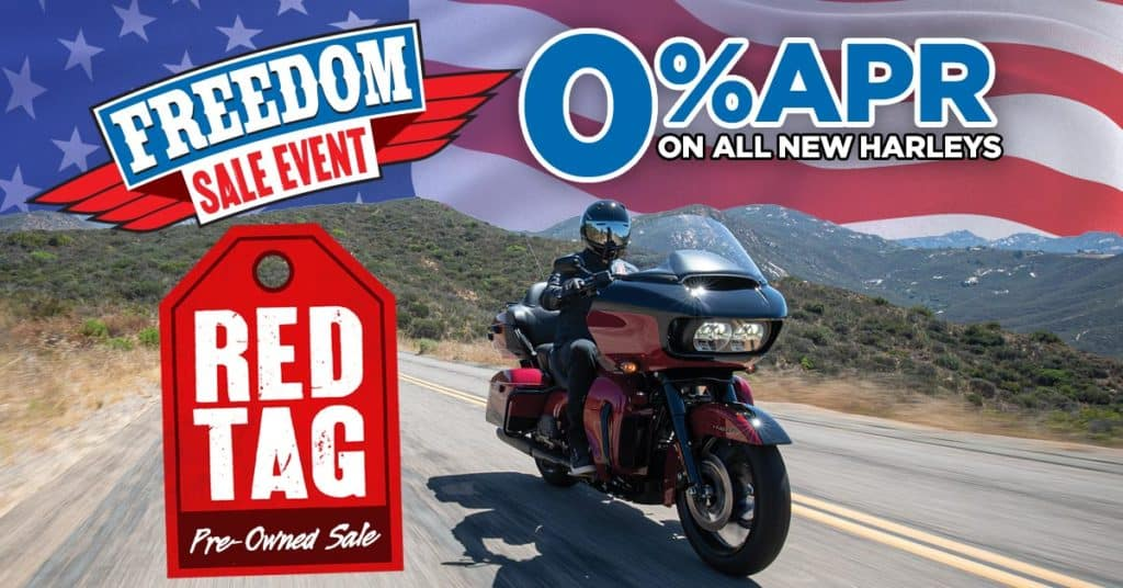 Freedom Sale Event