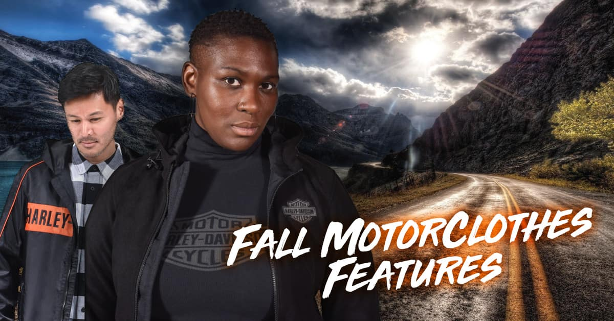 Fall MotorClothes Features