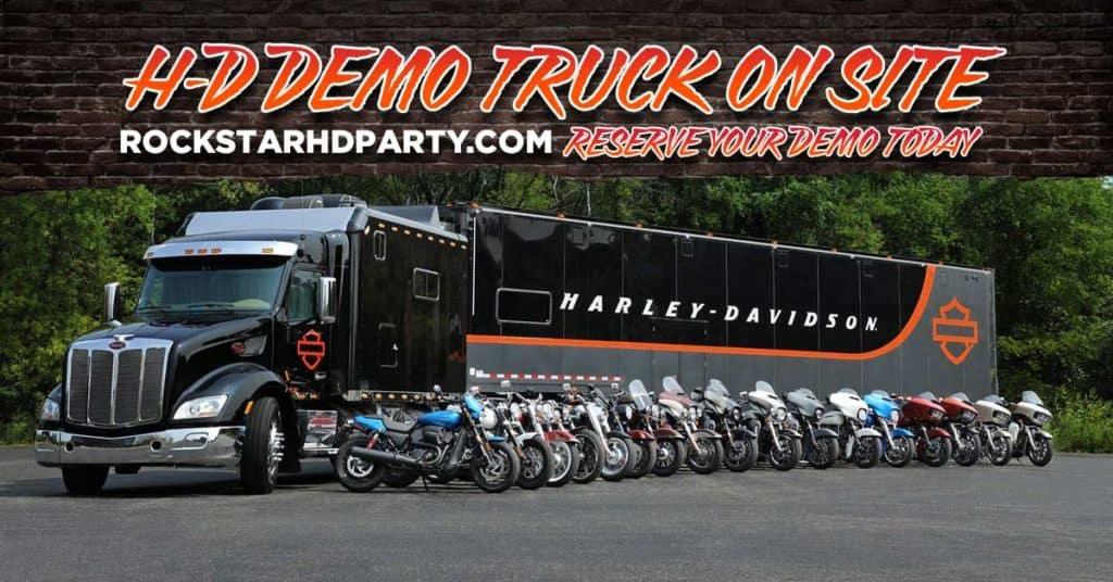 H-D Demo Truck Fleet
