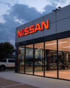 Nissan 2.0 Facility
