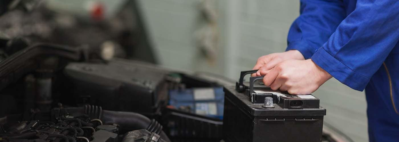 Nissan Battery Replacement