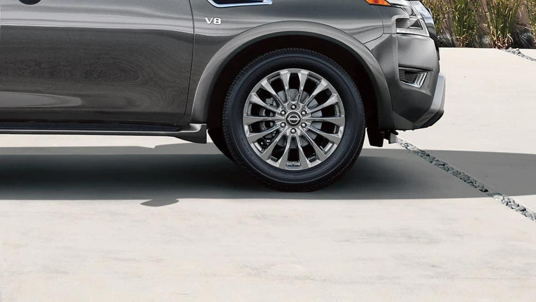 2021 Armada 22inch Wheels