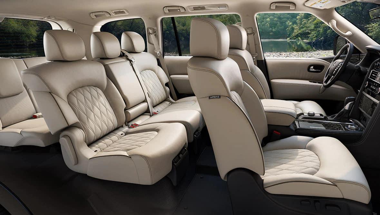 2021 Armada Seating