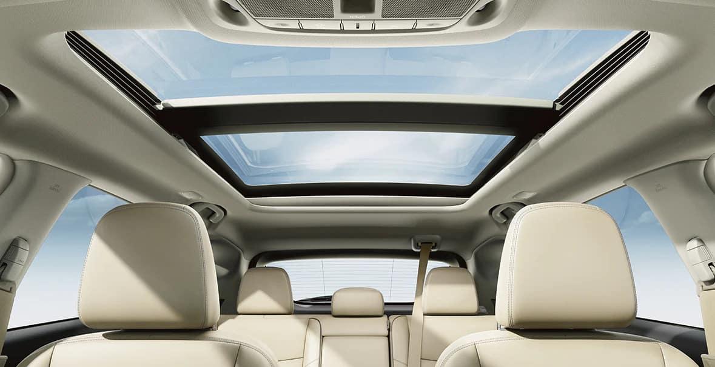 2021 Nissan Murano Dual Panel Panoramic Moonroof