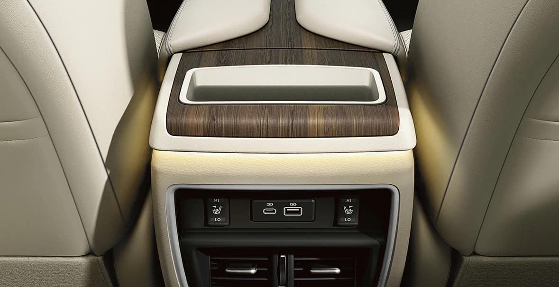 2021 Nissan Murano Interior LED Ambient Lighting