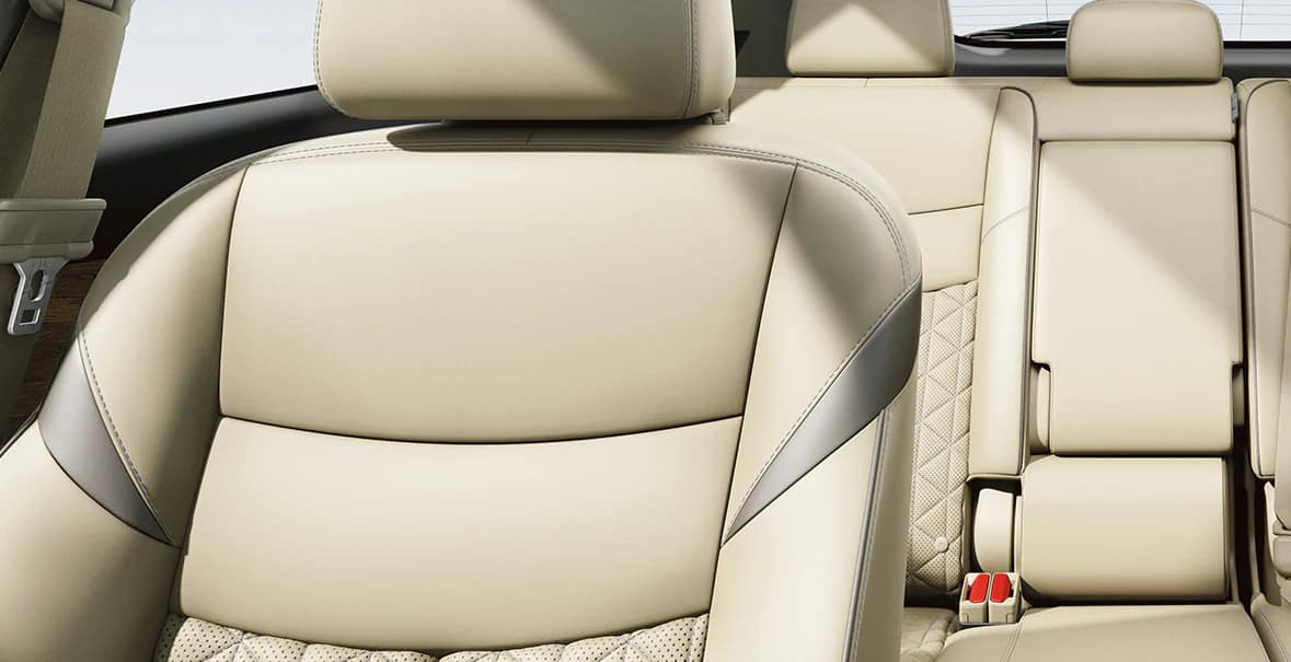 2021 Nissan Murano Semi Aniline Leather Appointments Seats