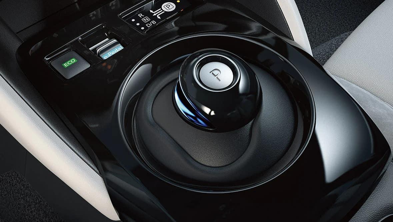 2021 LEAF Drive Mode Selector