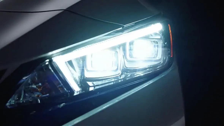 2021 LEAF LED Headlights