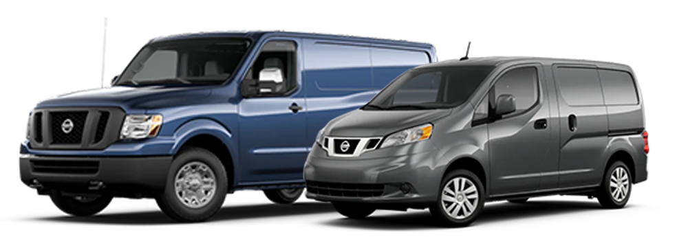 NV Cargo Vans