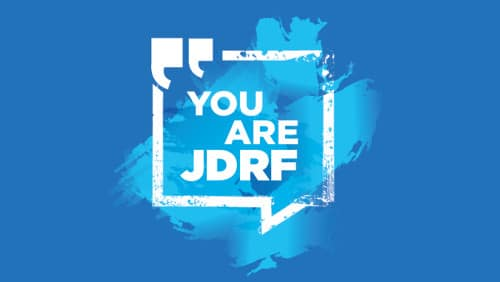 You Are JDRF