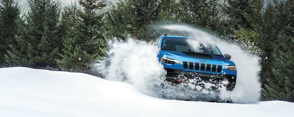2019 Jeep Grand Cherokee performance comp