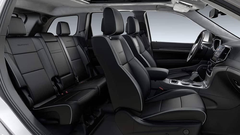 2019 Jeep Grand Cherokee seats