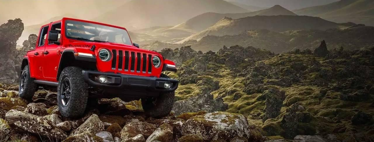 Guide to Lifting Your Jeep | Choose Lift Kit | South Oak