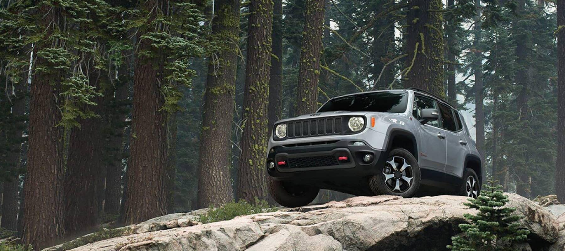 2019 Jeep Renegade Offroad