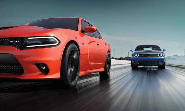 2019 Dodge Charger and Challenger