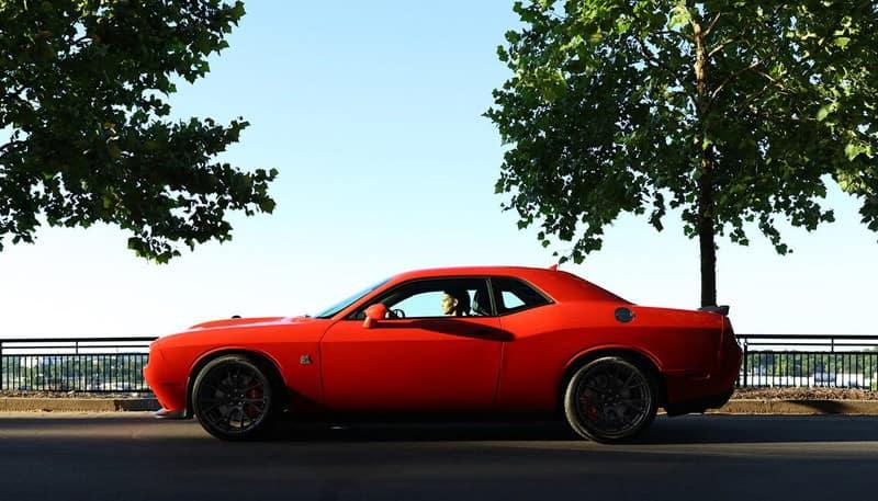 2019 Dodge Challenger exterior