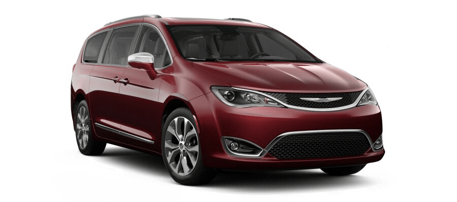 2020 Chrysler Pacifica Comparison Image