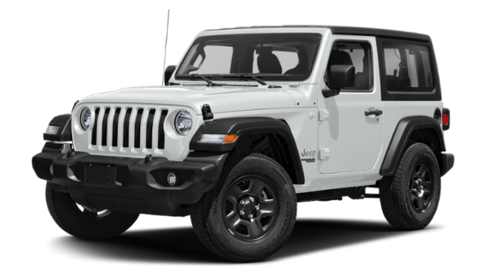 2020 Jeep Wrangler Comparison Image