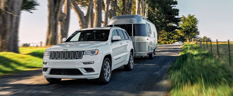 2020 Jeep Grand Cherokee Towing Capacity