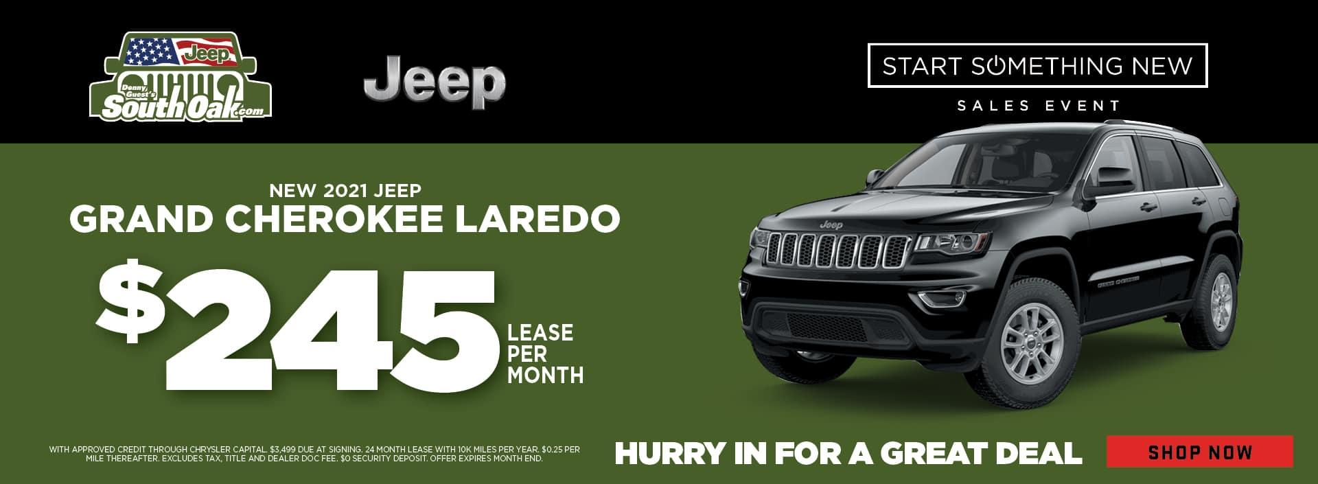 Grand Cherokee Laredo