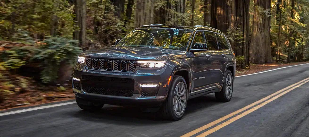 Jeep grand Cherokee L Exterior