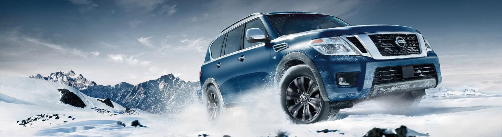 Nissan Armada Off-Road