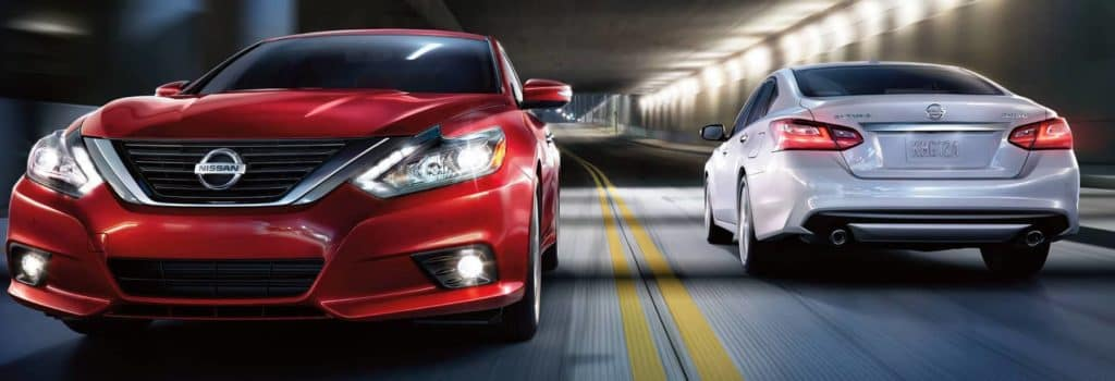 Nissan Altima vs Toyota Camry