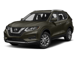 2018 Nissan Rogue S - AWD
