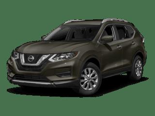 2018 Nissan Rogue S - AWD