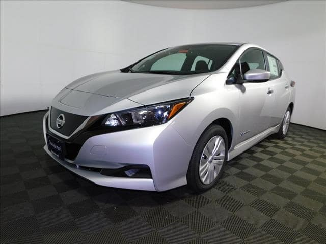 2019 Nissan Leaf S w/Quick Charge