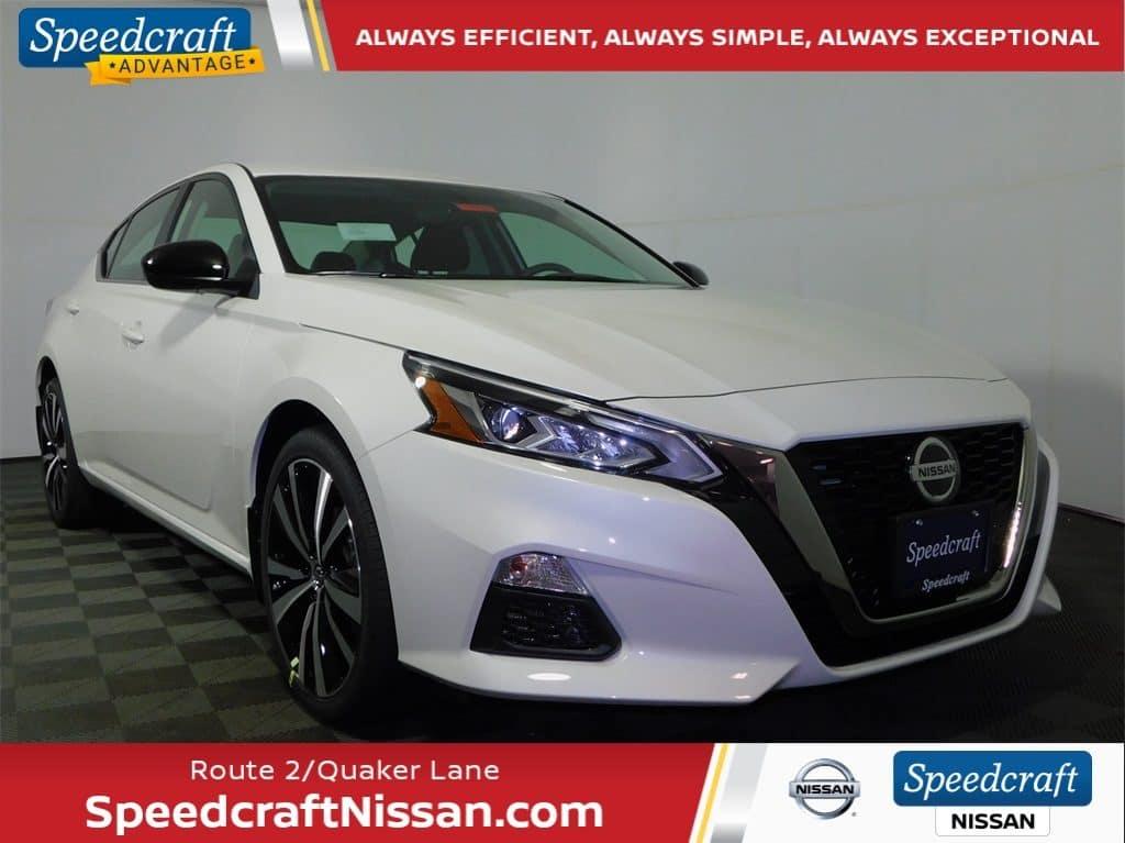 New 2019 Nissan Altima 2.5 SR AWD
