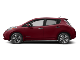 2018 Nissan Leaf S w/Quick Charge