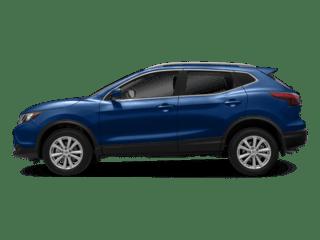 2018 Nissan Rogue Sport S - AWD